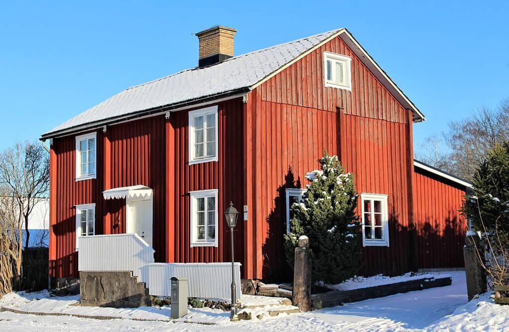 Nom des maisons Suédoise